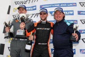 Double Victory For Campbell-Smith As Team W2R Celebrate Best GT5 Weekend To Date Image